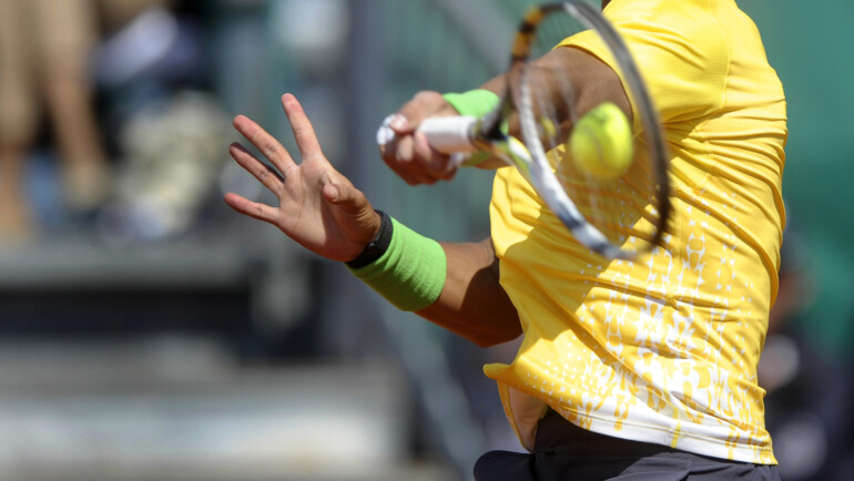 Want To Live Longer? Take Up Tennis.